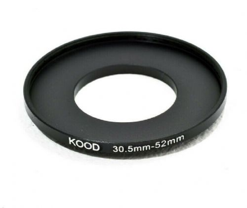 Stepping Ring 30.5mm - 52mm Step Up Ring 30.5-52mm 30.5mm to 52mm Ring
